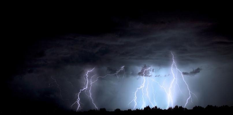 Uwaga! Ostrzegają przed burzami z gradem - Zdjęcie główne