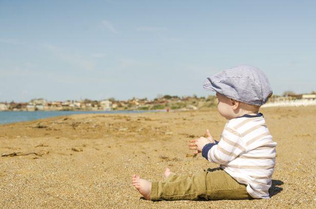 Jak ubrać dziecko do chusty? - Zdjęcie główne