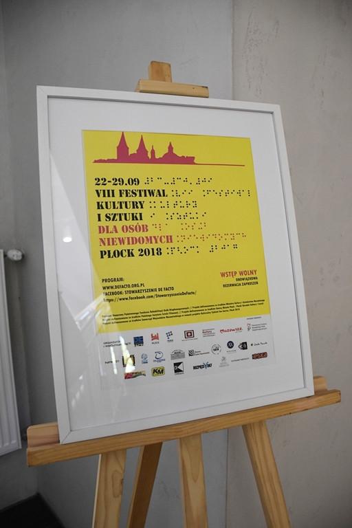 Festiwal Kultury i Sztuki dla Osób Niewidomych - Zdjęcie główne