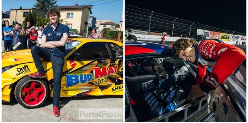 Sukces płocczanina. Wygrywa ostatnią rundę sezonu Formuły Drift w USA - Zdjęcie główne