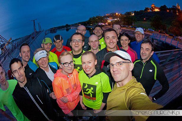 Nocna propozycja dla amatorów biegania - Zdjęcie główne