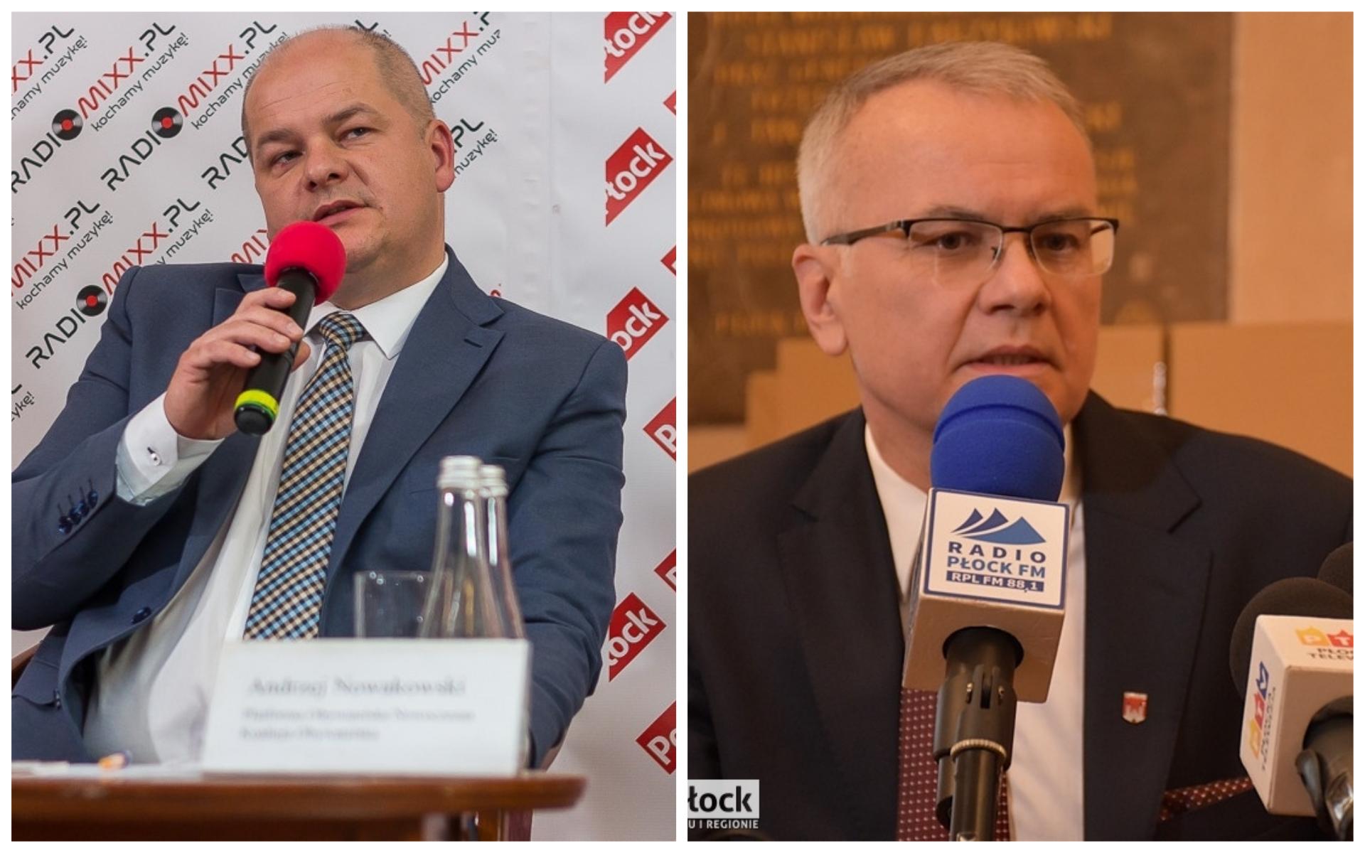Andrzej Nowakowski o Arturze Jaroszewskim: Czy odejdzie z Platformy? To pytanie do niego  - Zdjęcie główne