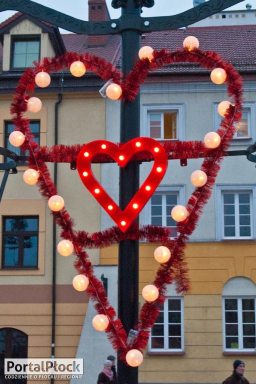 Walentynki pod ratuszem - Zdjęcie główne