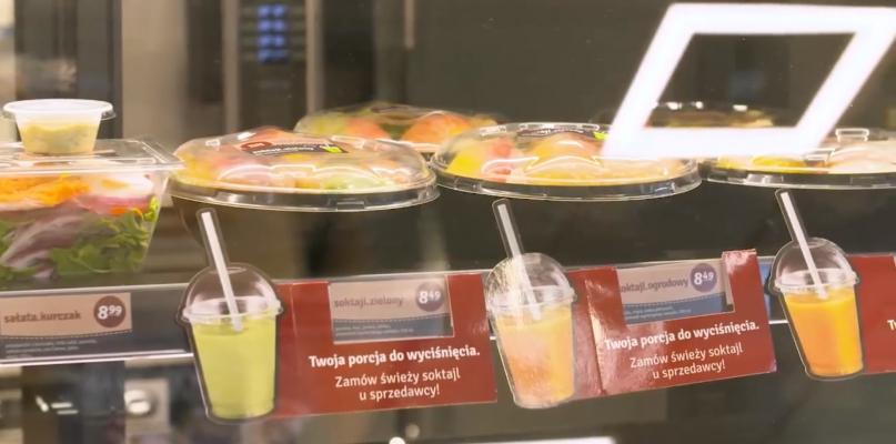 Orlen ciągle rozszerza ofertę gastronomiczną na stacjach [WIDEO] - Zdjęcie główne