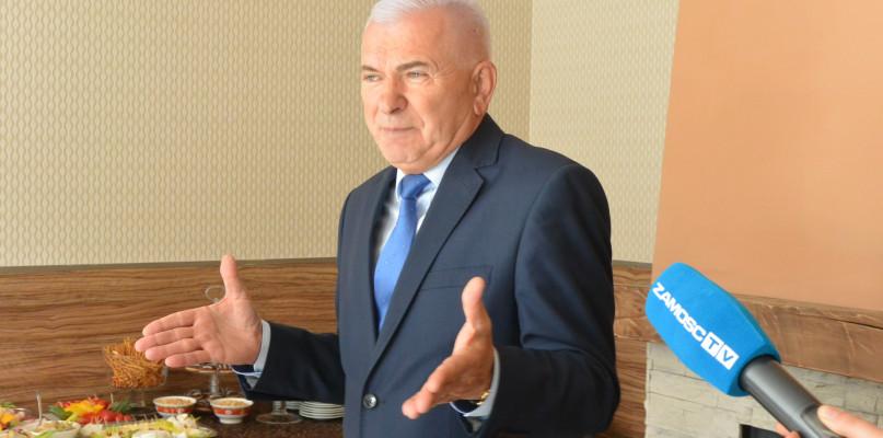 Były prezes zamojskiego PGK Franciszek Josik uważa, że w spółce miejskiej i wokół niej działa...  Grupa przestępcza  - Zdjęcie główne