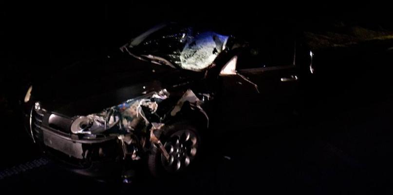 """Tragiczny wypadek. Nie żyje rowerzysta. """"Nie było go widać w ciemności"""" - Zdjęcie główne"""