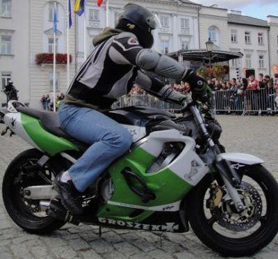 Na płockiej plaży motocykle wzlecą do nieba - Zdjęcie główne