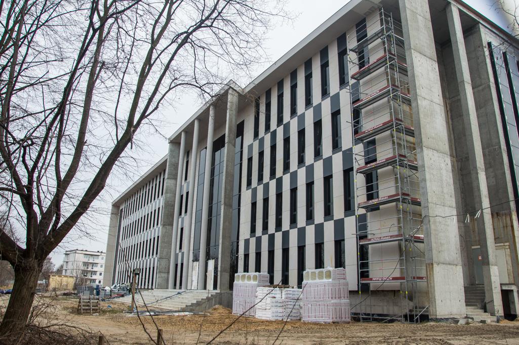 Potężna budowla za 55 mln zł. Co tam będzie? [FOTO] - Zdjęcie główne