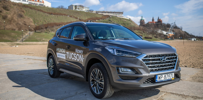 Hyundai Tucson – komfortowy SUV do jazdy po mieście i w dłuższą podróż - Zdjęcie główne