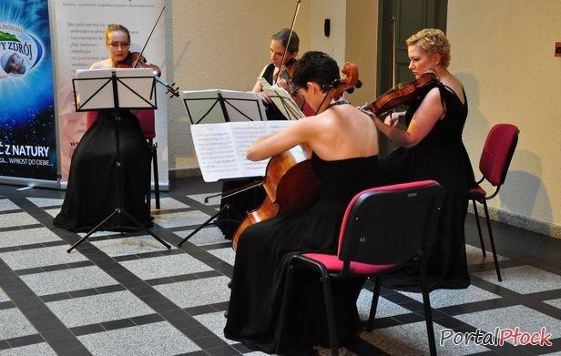Premiera utworu dla płockiej orkiestry - Zdjęcie główne