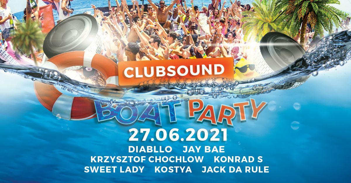 Rezerwujcie niedzielę na Boat Party! (mat. partnerski) - Zdjęcie główne