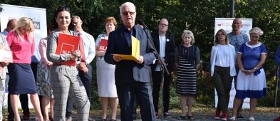 SLD Lewica Razem rozpoczyna kampanię. Oto ich kandydaci... [FOTO] - Zdjęcie główne