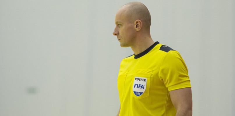 Szymon Marciniak poprowadzi hitowe starcie Ligi Mistrzów  - Zdjęcie główne