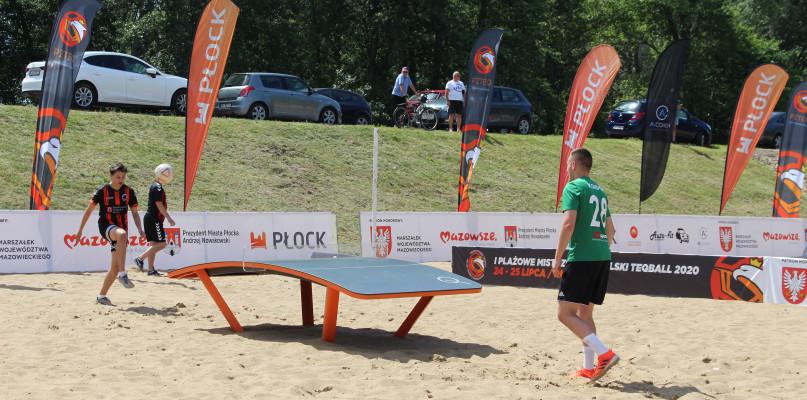 Trwają mistrzostwa Polski w teqballa. Można kupić stół i pomóc Walecznej Zosi  - Zdjęcie główne
