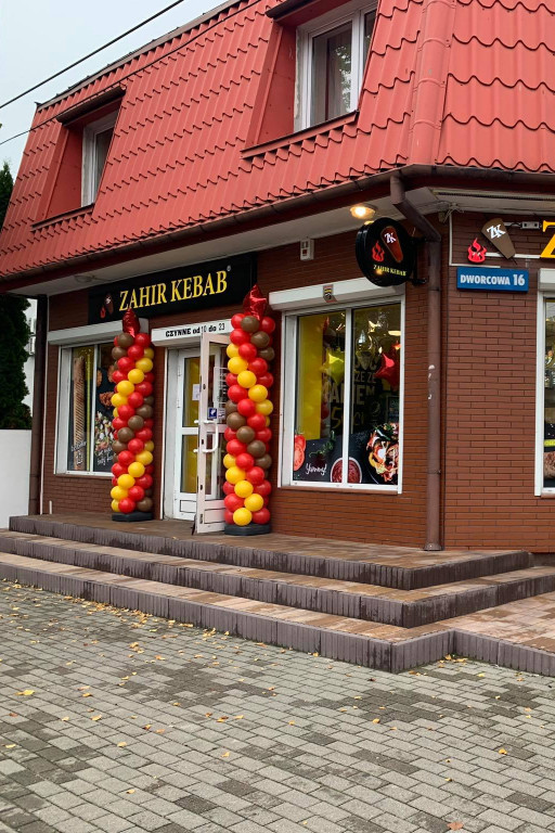 Zahir Kebab - We make tasty food! - Zdjęcie główne