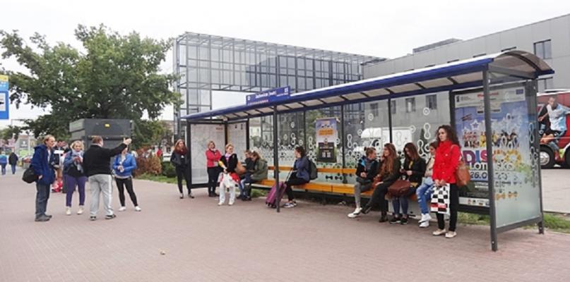 """Przebudowa Bielskiej. """"Brakuje zatoki dla autobusów i przystanku"""" - Zdjęcie główne"""