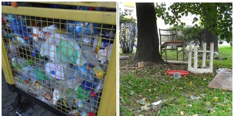 W tym punkcie można oddać śmieci bez żadnych opłat  - Zdjęcie główne