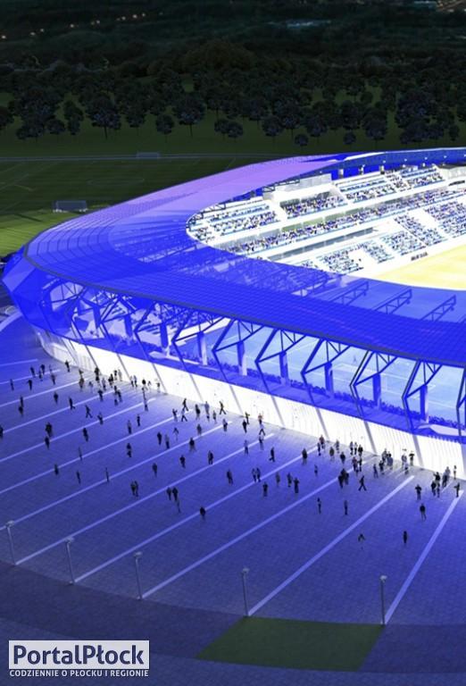 Koncepcja na nowy stadion dla piłkarzy - Zdjęcie główne