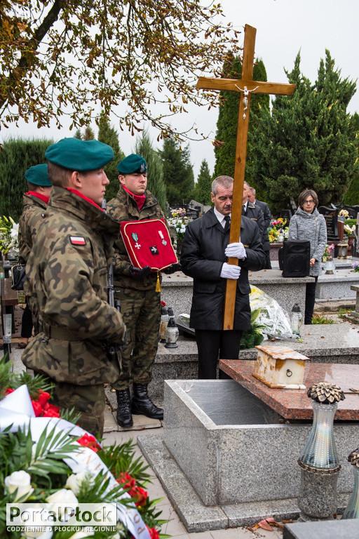 Pogrzeb majora Romana Suszko - Zdjęcie główne