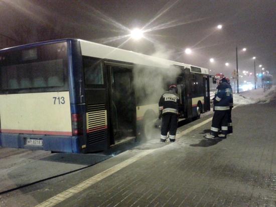 Dziewiętnastka w kłębach dymu - Zdjęcie główne