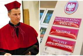 Wiemy już, jakie zmiany szykuje nowy rektor PWSZ - Zdjęcie główne