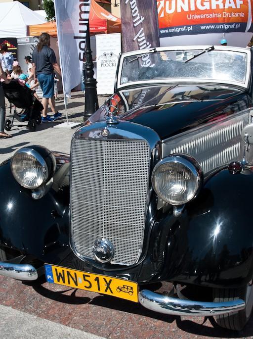 XIV edycja Mercedesem po Wiśle - Zdjęcie główne