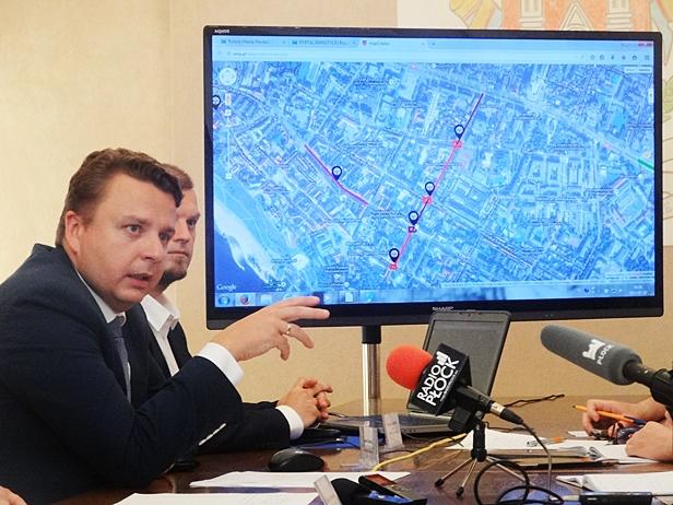 Rozkopią centrum miasta. Potężne korki - Zdjęcie główne