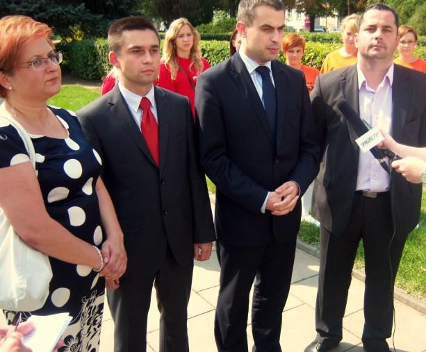 Leszek Miller i Jan Guz przyjadą do Płocka - Zdjęcie główne