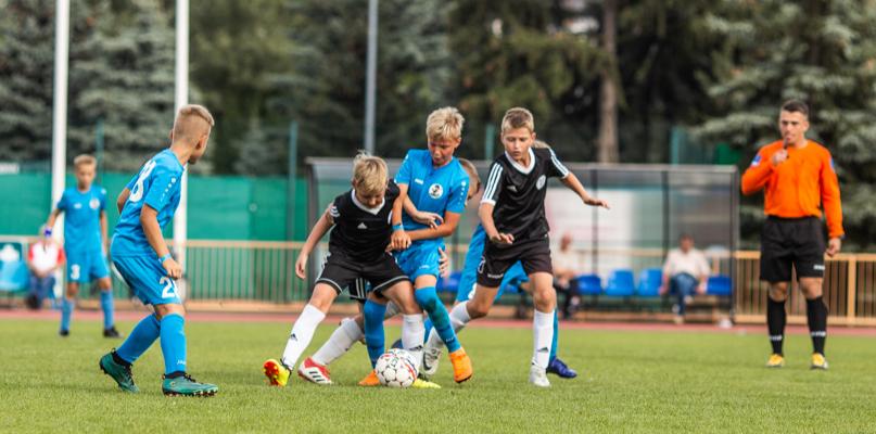Trwa Wisła Youth Cup. Finały w niedzielę [FOTO] - Zdjęcie główne