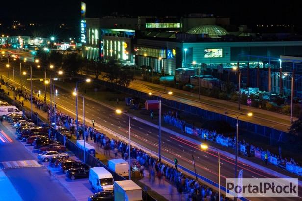 Znów urządzają wyścigi na Podolszycach - Zdjęcie główne