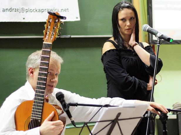 Bard polskiej prawicy z żoną [FOTO] - Zdjęcie główne