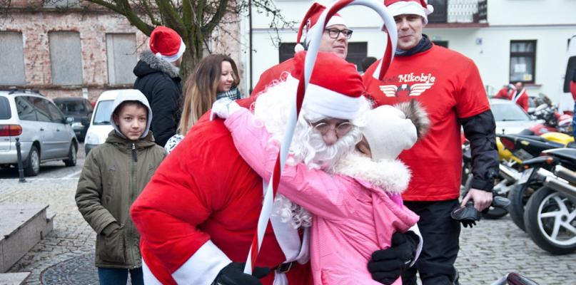 Moto Mikołaje w tym roku zamierzają pobić rekord - Zdjęcie główne