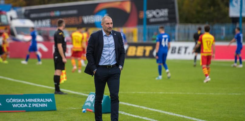 Radosław Sobolewski trenerem miesiąca również w październiku - Zdjęcie główne