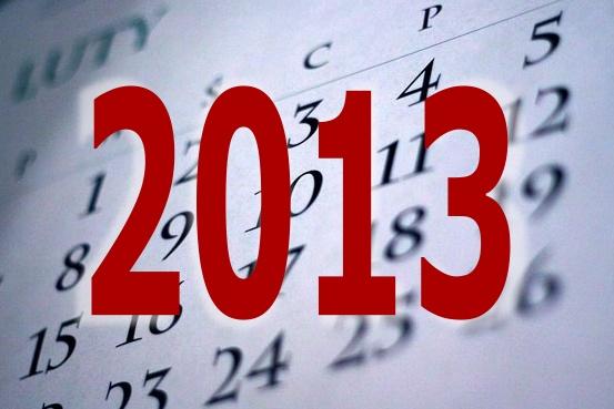 Jak najkorzystniej wziąć urlop w 2013 roku? - Zdjęcie główne