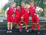 Lada chwila piłka nożna dla przedszkolaków - Zdjęcie główne