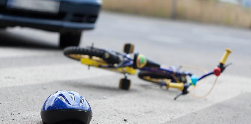 Dwa wypadki. Dwie osoby poszkodowane - Zdjęcie główne