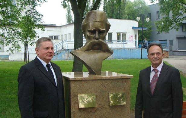 Kim jest pan z nowego pomnika [FOTO]? - Zdjęcie główne