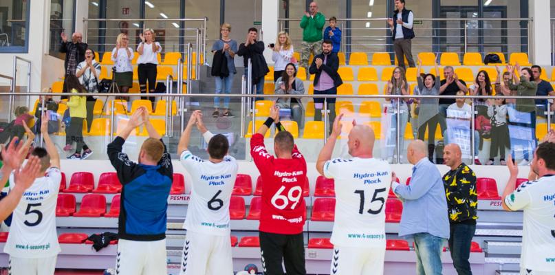 Nowy płocki klub pokazał moc! Handball Płock gromi [FOTO] - Zdjęcie główne