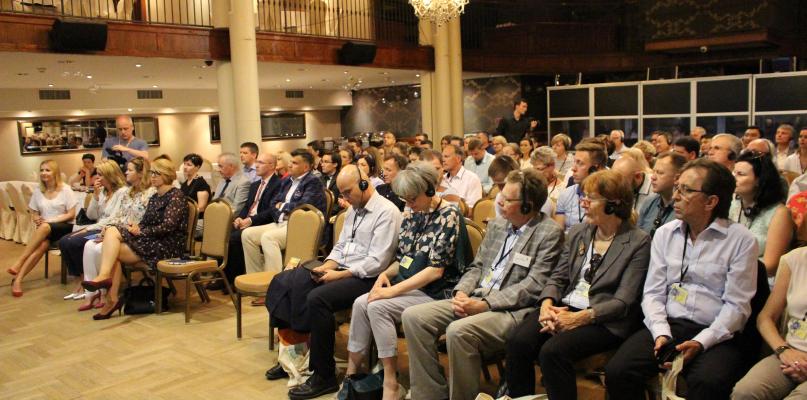 Powitanie delegacji z miast partnerskich [ZDJĘCIA] - Zdjęcie główne
