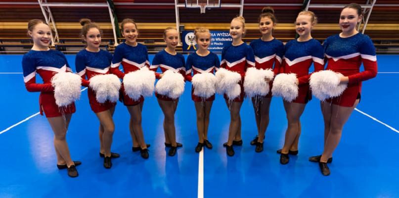 Cheerleaderki z Płocka znów najlepsze w Polsce. - Za nami najtrudniejsze zawody - Zdjęcie główne