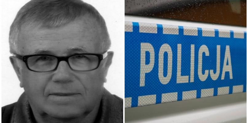 Zaginął 77-letni płocczanin. Policja pilnie prosi o pomoc  - Zdjęcie główne
