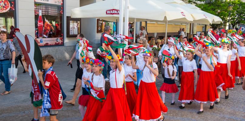 Piknik Europejski już po raz dwudziesty w Płocku! [ZDJĘCIA] - Zdjęcie główne