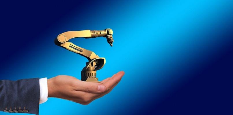 Optymalizacja procesu produkcyjnego - roboty współpracujące - Zdjęcie główne