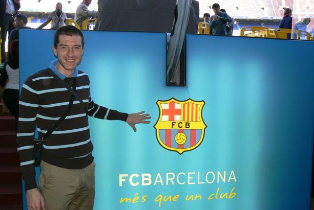 Adam Blidzewski jedzie do Barcelony - Zdjęcie główne