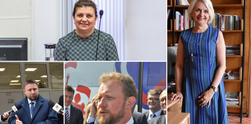 Gapińska najlepsza. Kulpa z poparciem, ale bez mandatu. Jak głosował Płock?  - Zdjęcie główne