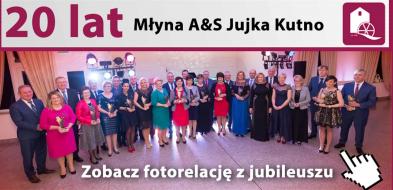 20 lat Młyna A&S Jujka Kutno! [ZDJĘCIA] - Zdjęcie główne