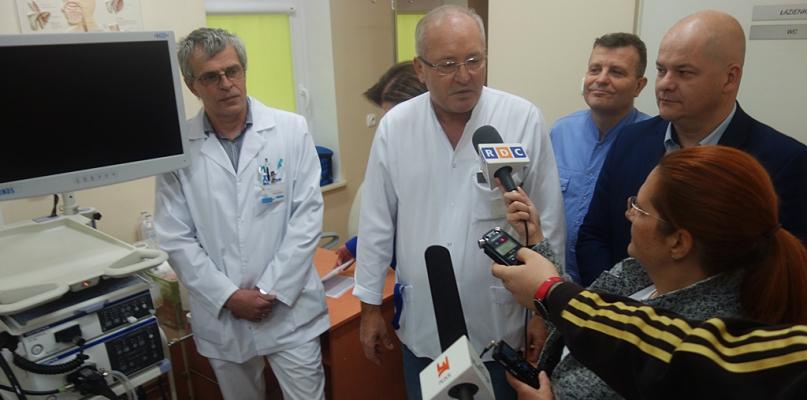 Nowe nabytki w płockim szpitalu za niemal milion złotych. Kolejne są od WOŚP - Zdjęcie główne