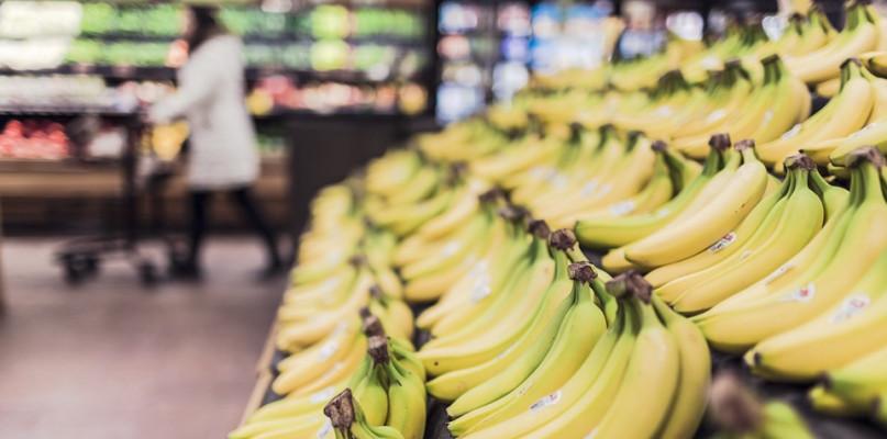 Kokaina w bananach sprzedawanych w ogólnopolskiej sieci sklepów - Zdjęcie główne