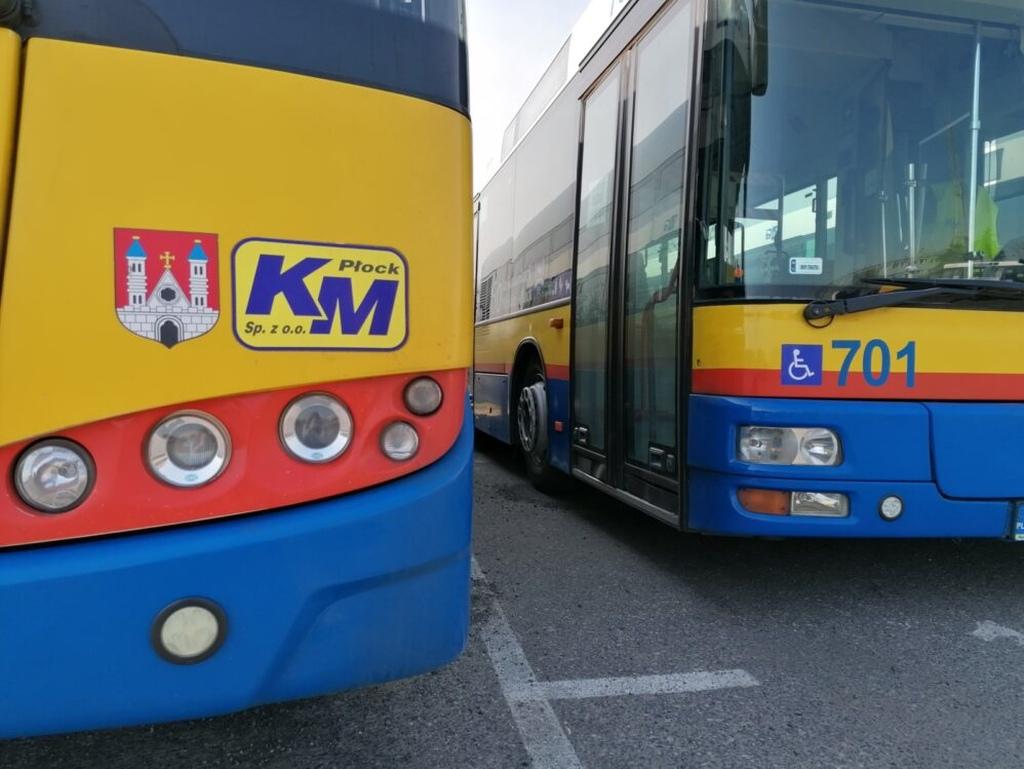 Zmiany na kilku liniach Komunikacji Miejskiej w Płocku - Zdjęcie główne