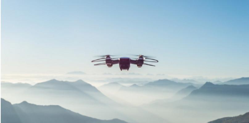 5 profesjonalnych zastosowań dronów - Zdjęcie główne